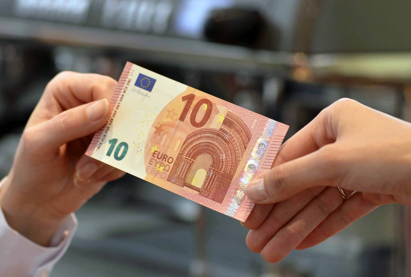 New 10 euro banknote goes into circulation on September 23 | The Sofia Globe