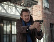Still of Liam Neeson in A Walk Among the Tombstones. Photo by Atsushi Nishijima - © 2014 - Universal Pictures.