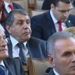 Alexander Metodiev, back left, at the first sitting of the 43rd National Assembly on October 27 2014.