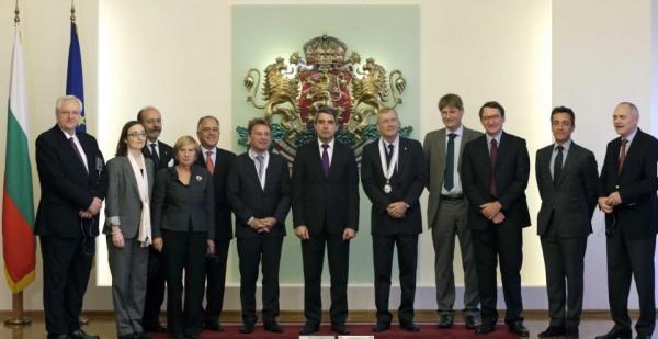 Plevneliev ambassadors
