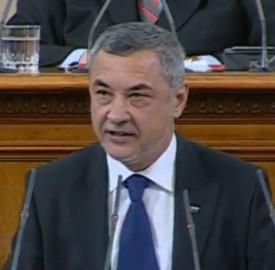 Patriotic Front co-leader Valeri Simeonov