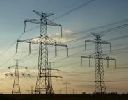 Electricity pylons photo Petr Kovar freeimages com