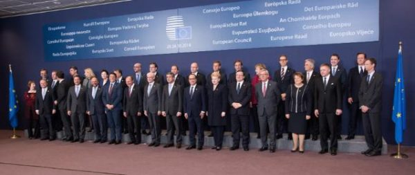 european council brussels october 23 24 2014 family photo