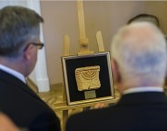 polish and israeli presidents photo lukasz kaminski