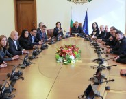 Boiko Borissov cabinet November 2014