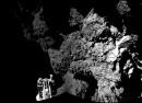 Lander Philae is safely on the surface of Comet 67P Churyumov-Gerasimenko