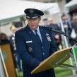 Change of command ceremony at Supreme Allied Headquarters Europe