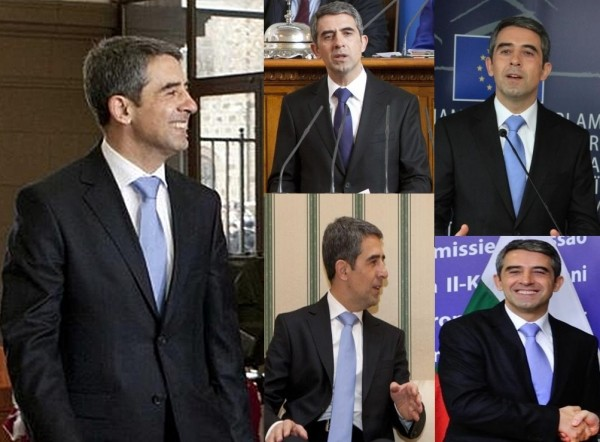 President Rossen Plevneliev in January 2012.