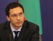 daniel mitov minister of foreign affairs of bulgaria
