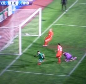ludogorets liverpool goal november 26 2014