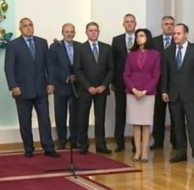 plevneliev november 6 2014 mandate with borissov and reformist bloc and kalfin