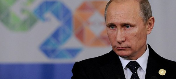 Putin says discussing anti-Russian sanctions at G20...