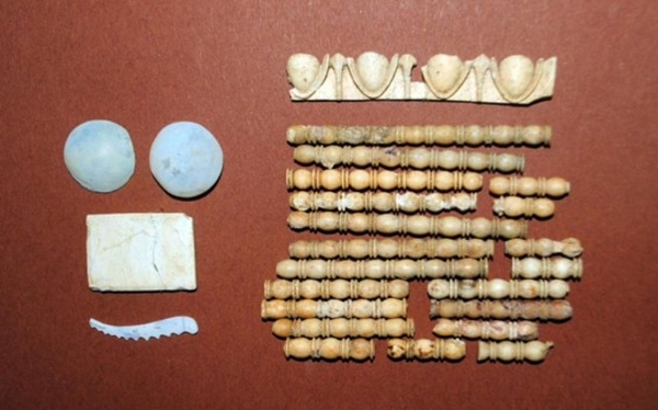In other news, discoveries at the Tomb of Amphipolis in northern Greece generated excitement, and not just in the world of archaeology. Revelations from the late fourth century BCE tomb brought a focus to Greece that was, fortunately, about something other than that country's difficult progress from its financial and economic crisis.