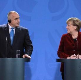 Boiko Borissov Angela Merkel December 15 2014 government bg