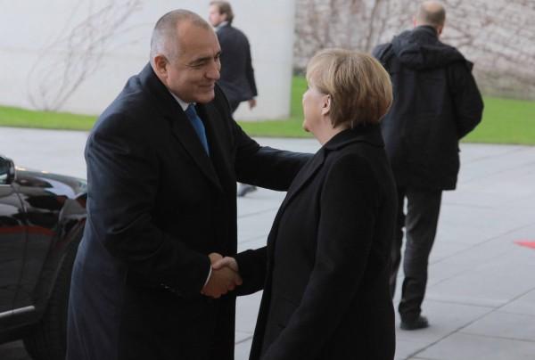 Borissov Merkel December 15 2014 government bg