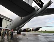 Royal Air Force base Mildenhall