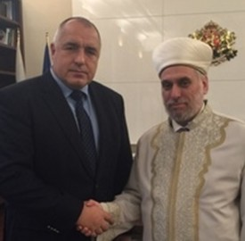 borissov and chief mufti