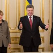 2015-02-05-kiew-merkel-poroschenko-hollande photo Bundesregierung Steffen Kugler