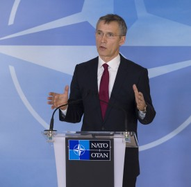 Meetings of the Defence Ministers at NATO Headquarters in Brussels- Doorstep Statement by NATO Secretary General