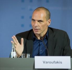(Photo of  Varoufakis: German Federal Ministry of Finance, Jörg Rüger)