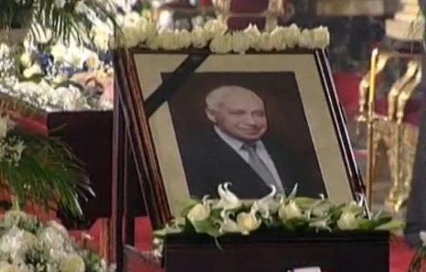 Zhelev funeral 4
