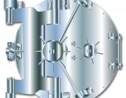 bank vault door image Moi Cody freeimages com