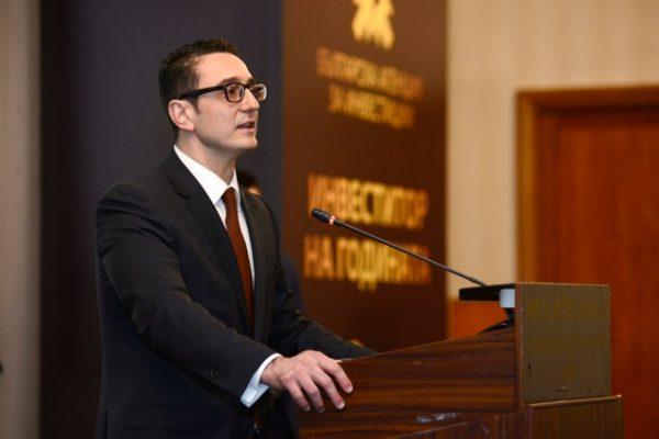 Stamen Yanev InvestBulgaria Agency