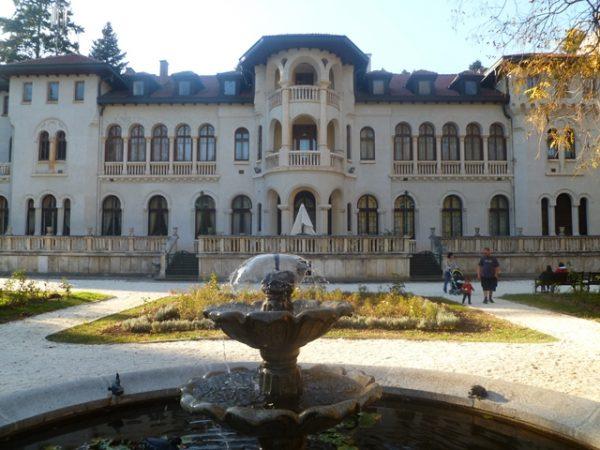 Vrana Palace, Sofia. Photo: Clive Leviev-Sawyer
