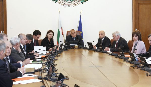 bulgaria cabinet national security council may 12 2015