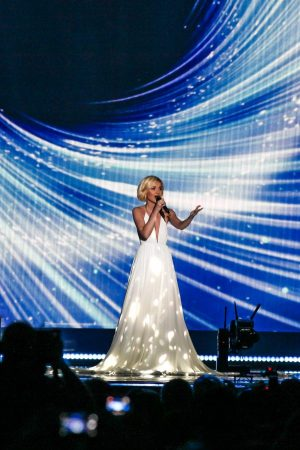 Photo of Gagarina: Elena Volotova/Eurovision/EBU