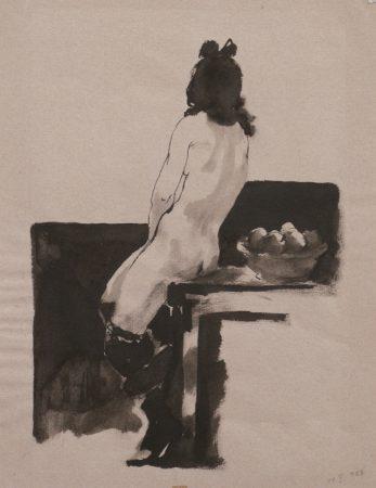 Nude, Marko Behar, 1968.