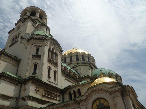 Alexander Nevsky cathedral Sofia Bulgaria photo Clive Leviev-Sawyer 4