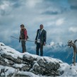 Still of Samuel L. Jackson and Onni Tommila in Big Game. © 2013 - Altitude Film Entertainment
