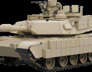 M1 Abrams battle tank US military