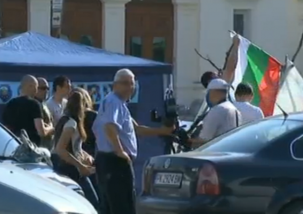 police tent Sofia 2