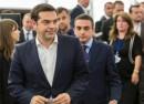 Greek prime minister Alexis Tsipras Photo EC Audiovisual Service