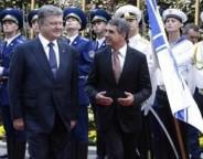 Plevneliev Ukraine  Poroshenko-crop
