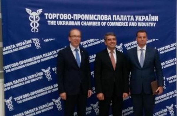 Plevneliev Ukraine chamber of commerce-crop
