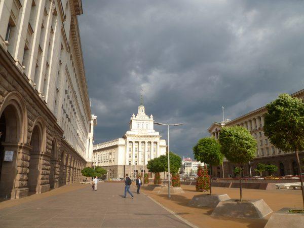 The Largo, Sofia. Photo: Clive Leviev-Sawyer