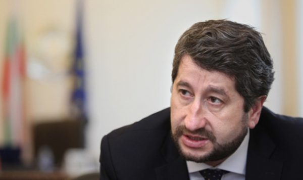 hristo ivanov photo Bulgarian Ministry of Justice