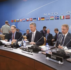 Opening remarks by NATO Secretary General Jens Stoltenberg