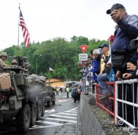 2nd Stryker Cavalry Regimen