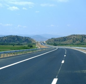 Struma Motorway. Photo: Bulgarian Road Infrastructure Agency