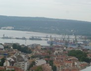 Port of Varna Bulgaria photo copyright Clive Leviev-Sawyer all rights reserved