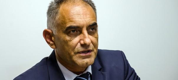 head of bulgarian border police antonio angelov