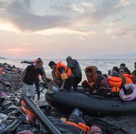 refugees migrants mediterranean photo unhcr i prickett