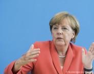 German chancellor Angela Merkel photo Bundesregierung Henning Schacht