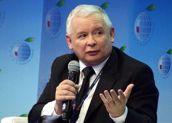 Jaroslaw Kaczynski. Photo: Piotr Drabik