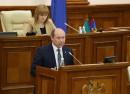 Valeriu Strelet. Photo: parlament.md