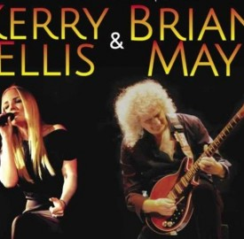 kerry ellis and brian may